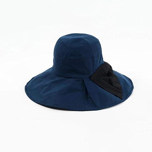 WYJW Sombreros para el Sol Gorra de ala Ancha Plegable Seco rápido ...