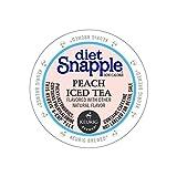 Snapple Diet Peach Iced Tea Kcups 88ct