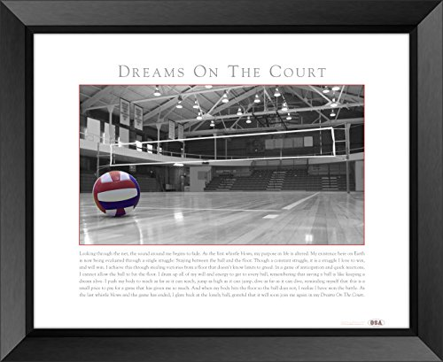 Old School Athletics - Volleyball Dreams On The Court 11