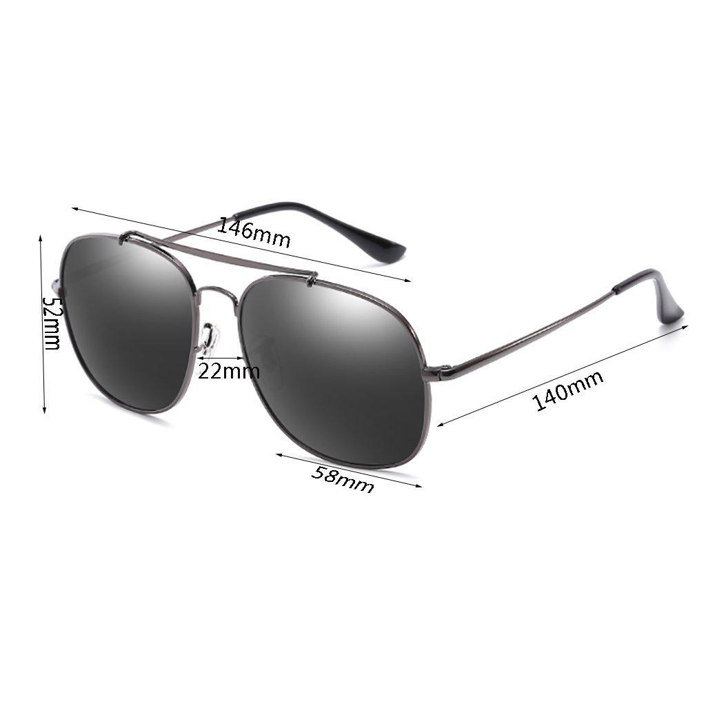 YGyanjing D) Moda Caliente Sol Gafas de Sol Gafas de Gafas Sol ...