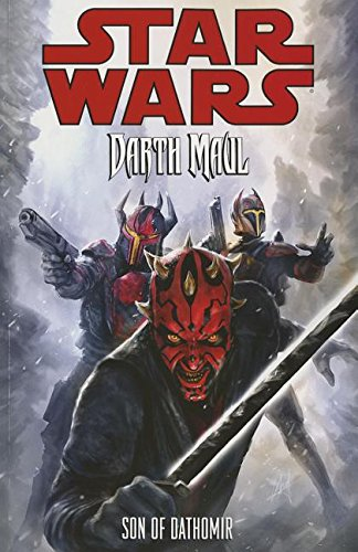 Star Wars: Darth Maul: Son of Dathomir (Star Wars Darth Maul Son Of Dathomir 3)