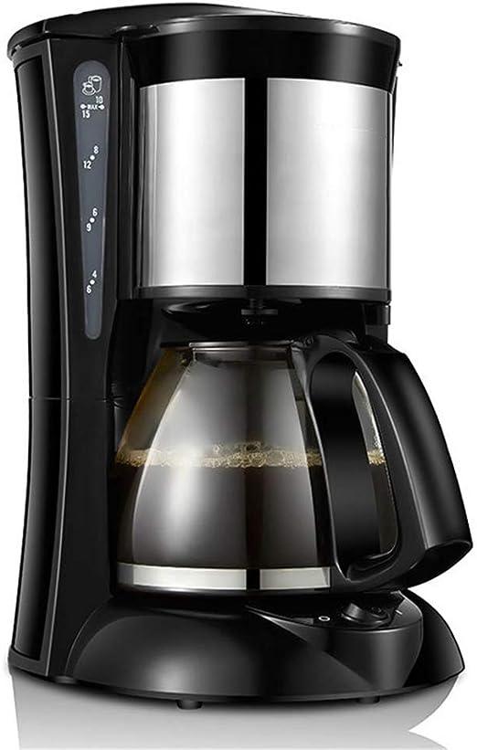 Maquina de cafe,Alta cafetera de vidrio de borosilicato Máquina de ...