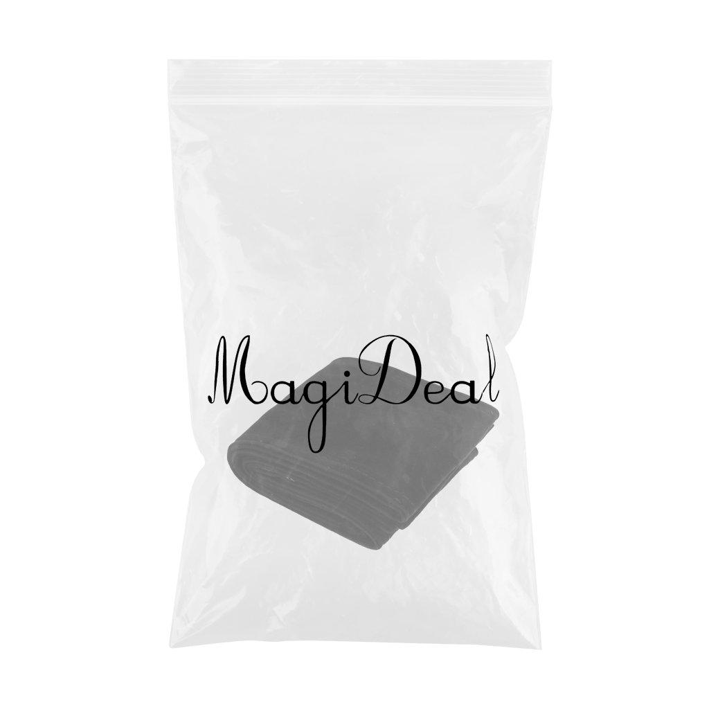 Noir MagiDeal Housse De Protection Poids L/éger Sac De Transport Pour Queue De Billard 3//4