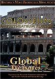 Global Treasures  COLOSSEUM Amphitheatrum Flavium Roma, Italy
