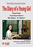 img - for The Diary of a Young Girl for Class X (Term I) book / textbook / text book