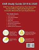 OAR Study Guide 2019 & 2020: OAR Test Prep and