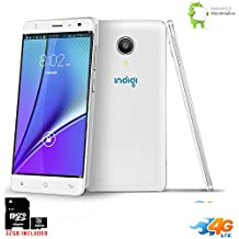"Indigi UNLOCKED 5.0"" Android 6.0 DualSim 4G Lte Smart Phone AT&T Straight Talk + 32gb"