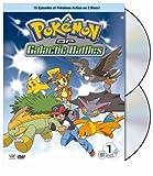 Pokemon: Diamond & Pearl Galactic Battles 1 [DVD] [Region 1] [US Import] [NTSC]