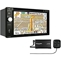 Jensen VX7020 Navigation touch-screen and Sirius XM SXV300V1 Tuner package