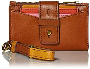 Fossil WILLA Cognac Women's Wallet (SL6334231)