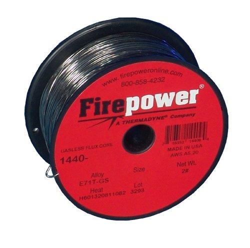 Thermadyne Firepower 1440-0235 2-Pound 035-71T-2 Firepower Welding Wire by Thermadyne