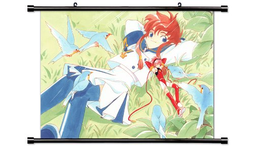 Angelic Layer Anime Fabric Wall Scroll Poster (32 x 22) Inches. [WP]Angelic-8 (L)