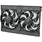 "Spal 30102130 12"" Dual Extreme High Performance Fan"