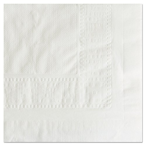 Poly Lined Tablecloths (HFM210130 - Cellutex Tablecover, Tissue/poly Lined, 54 In X 108 In, White)