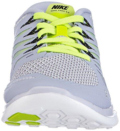 Zapatillas para mujer 0 Volt Free Nike 505 Pure Gris 5 Platinum Grau Titanium x6XwtIqC