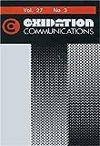 Oxidation Communications
