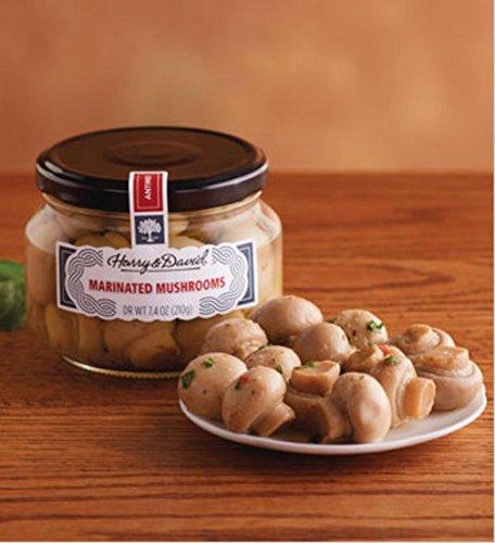 Harry & David Marinated Mushrooms