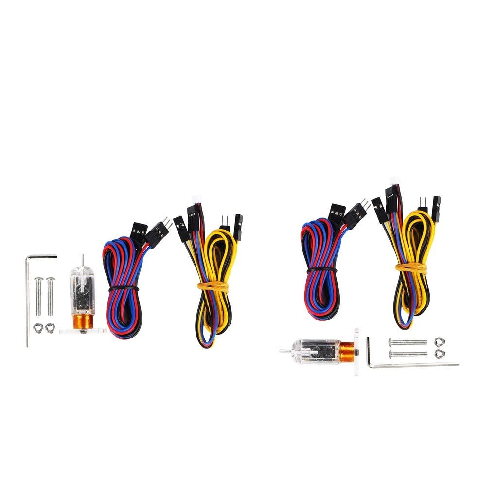Homyl Sensor Nivelador Automático de 2X 3D Touch 3D Printer para ...