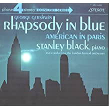 Stanley Black - Gershwin: Rhapsody In Blue & An American in Paris - London Phase 4 Stereo LP