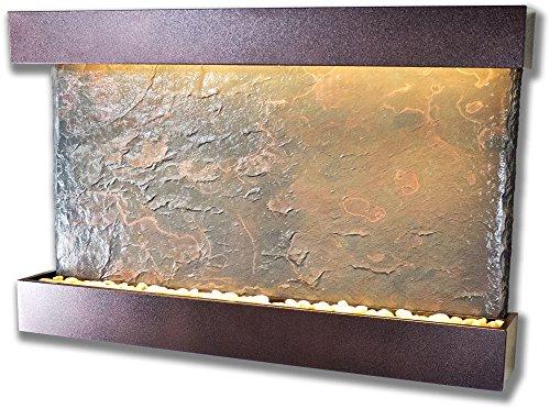 - Water Wonders Large Horizon Falls with Copper Vein Trim