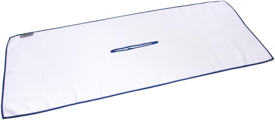 Clothlete Center Cut Microfiber Golf Towel