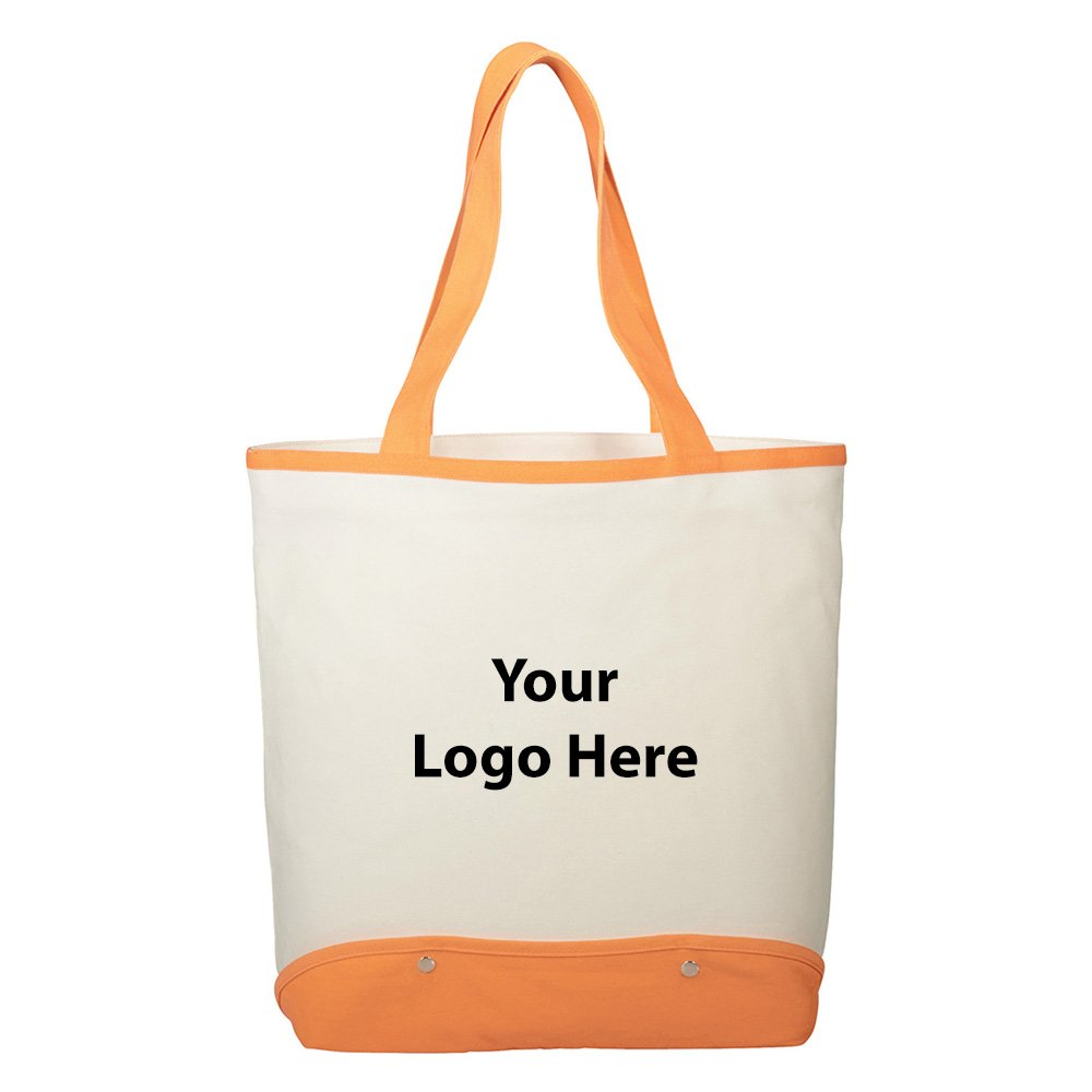 12 Oz. Cotton Sun & Sand Beach Tote - 36 Quantity - $12.65 Each - PROMOTIONAL PRODUCT / BULK / BRANDED with YOUR LOGO / CUSTOMIZED