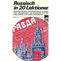 Humboldt Taschenbücher, Bd.81, Russisch in zwanzig Lektionen