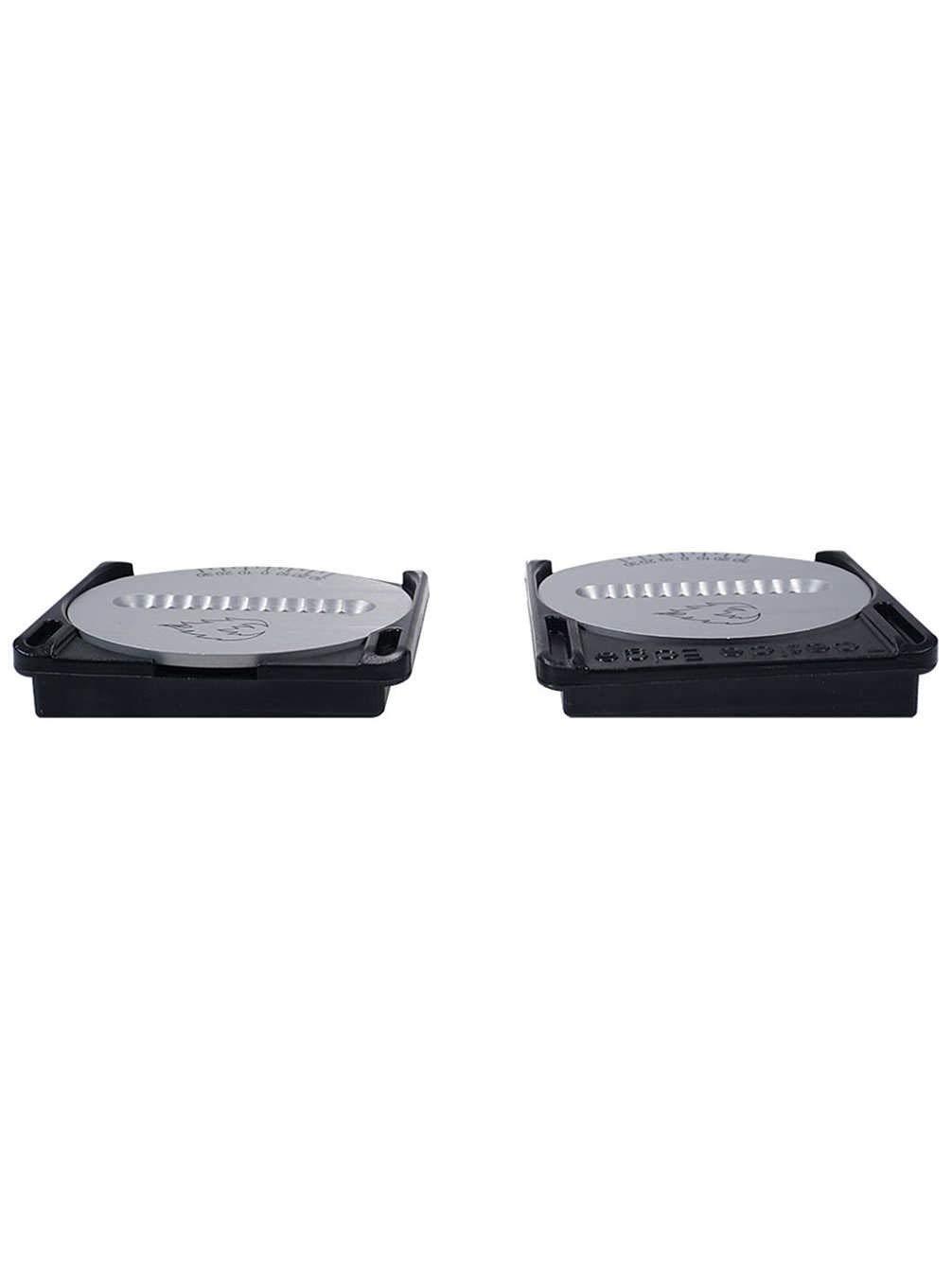 Spark R & DスパークCanted Pucks – ブラック B075Q3ZP25