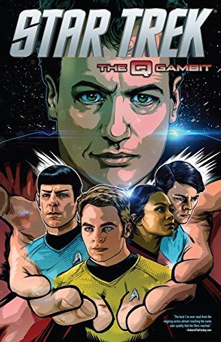 Star Trek (2011-2016) Vol. 9: The Q Gambit