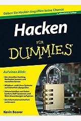 Hacken für Dummies (German Edition) Paperback