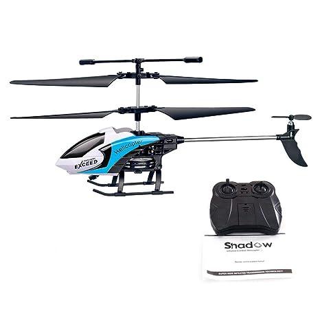 Oddity maqueta de helicóptero - avión recargable para niños ...