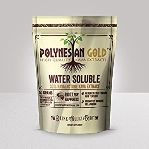 Polynesian Gold™ Water Soluble Extract- 50g Bag