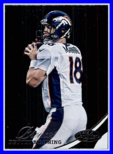 2012 Certified #55 Peyton Manning DENVER BRONCOS Tennessee (Peyton Single)