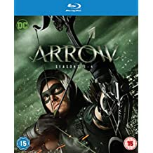 Arrow - Season 1-4