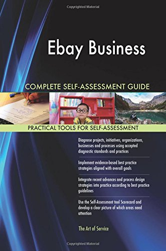 Ebay Business Complete Self Assessment Guide Blokdyk Gerardus 9781974012220 Amazon Com Books