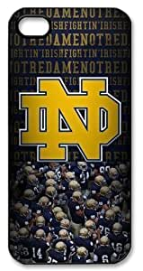 Ncaa Notre Dame Fighting Irish iphone 5c Case Cover Apple Plastic Shell Hard Case Cover Protector Gift Idea