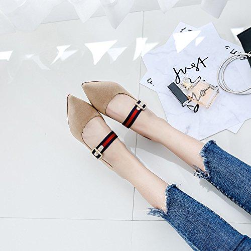 FANG European Heels Shoes Women's American 5 Uk3 Fine Fashion and SDUDIO twSOqZrw
