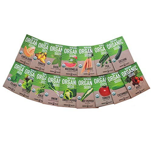 fruit seeds packets - 2