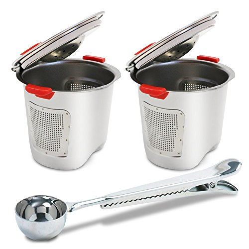 Premium Stainless Reusable Refillable Compatible product image