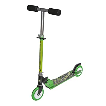 Master Scooter Niveles Up 125 mm Patinete, Verde, One Size ...