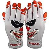 "Primal Baseball ""Crazy Clown Baseball Batting Gloves (Adult Large)"