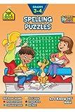Spelling Puzzles 3-4, Joan Hoffman, 0938256181