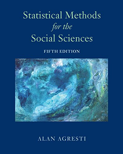 Statistical Methods for the Social Sciences 5th Edition - Ebook PDF Version