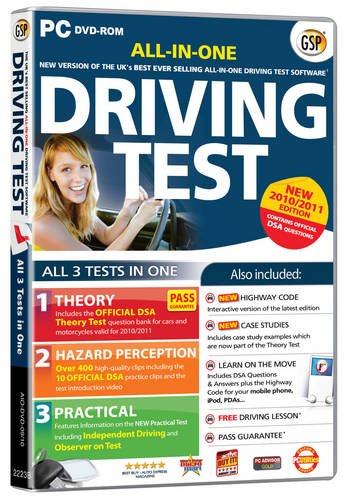 All in One Driving Test 2009/2010