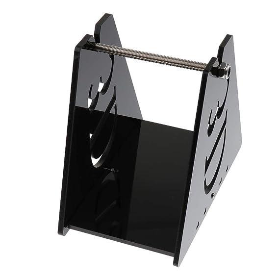 Homyl Soporte de filamento Soporte de Mesa para Impresora 3D ...