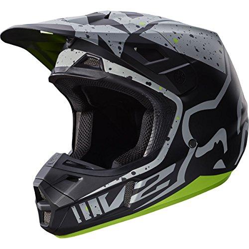 Fox V2 Helmet - 1