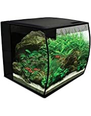 Fluval Flex Kit de Acuario, 34 L, 2 Set, Negro