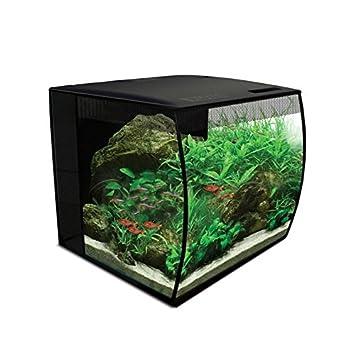 Fluval 15004 Flex Nano Aquarium Set 34 L Amazon De Haustier