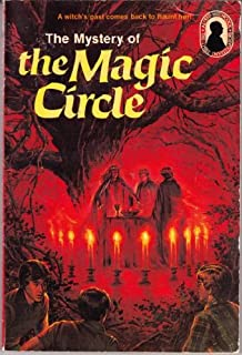 Mystery of the dancing devil the three investigators mystery series the mystery of the magic circle the three investigators fandeluxe Choice Image