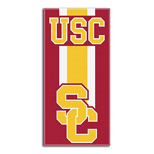 Northwest NCAA USC Trojans  Beach Towel,  30 x 60-inch -